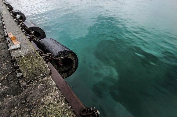 Žalsvas vanduo