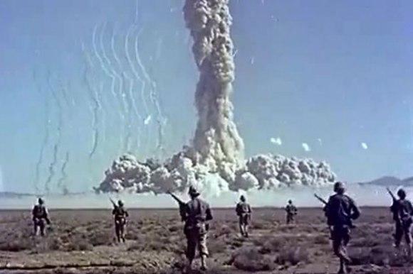 Atominis karas