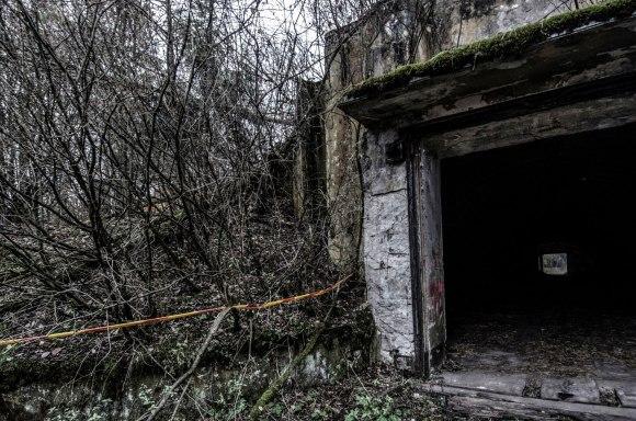 Hermetinių durų vieta