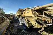 Čekija, karinė technika