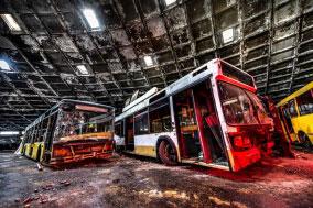 Apleisti autobusai