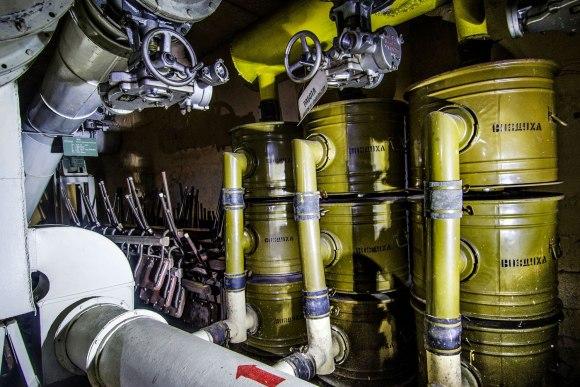 Oro filtravimo patalpa