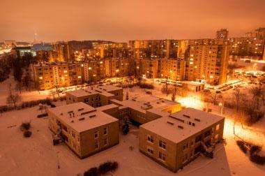 Dangaus miestas