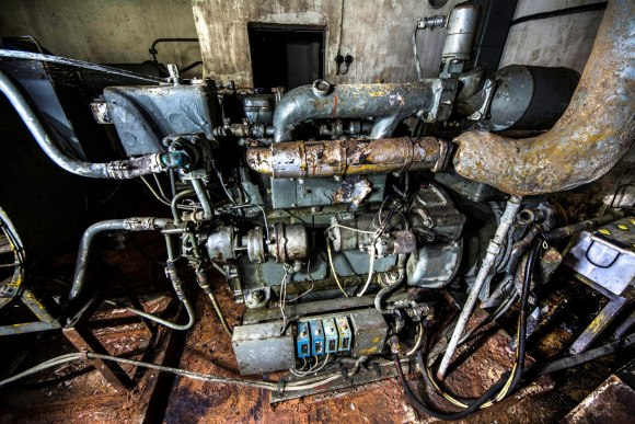 Dyzelinis generatorius