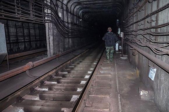 Bėgimas tuneliu