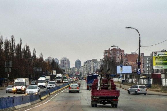 Kijevo keliai