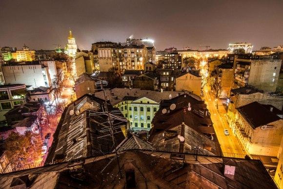 Kijevo stogai