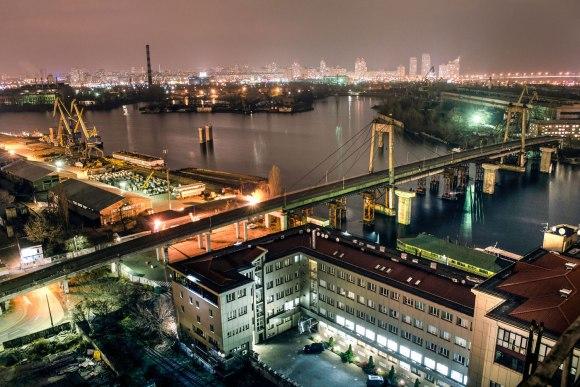 Рыбальский tiltas