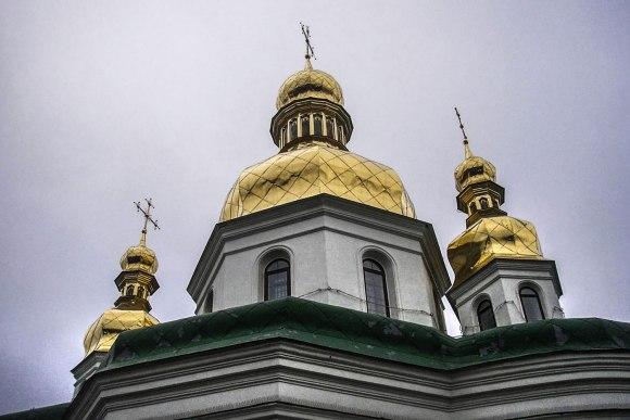 Cerkvės kupolas