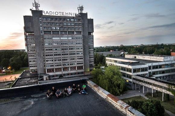 Radiotechnikos pastatas