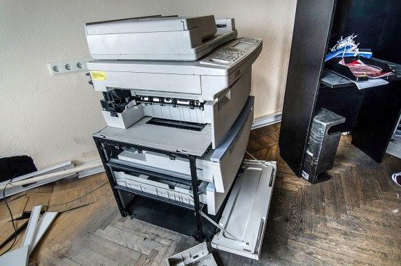 Kopijavimo aparatas