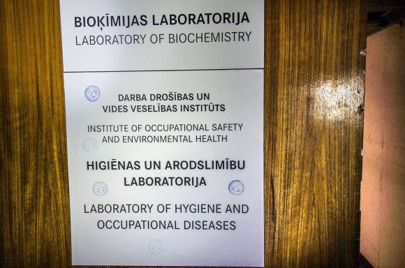 Biochemijos laboratorija