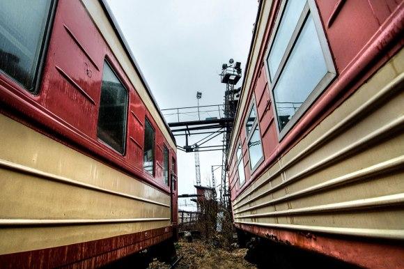 Daugiau traukinių