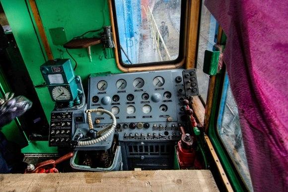 TEM2 kabina