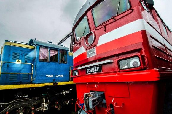 2ТЭ116 šilumvežis
