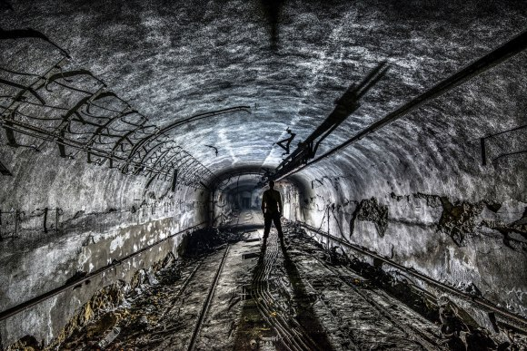Mažino linija - tunelis