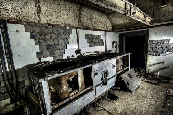 Mažino linija - virtuvė