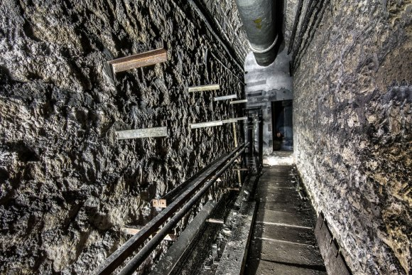 Mažino linija - tunelių sistema