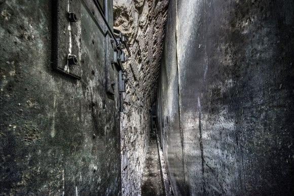 Mažino linija - kuro cisternos