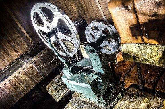 Projektorius filmams