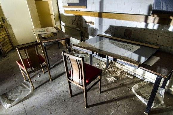 Darbuotojo stalas