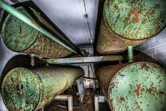 Geriamojo vandens cisternos
