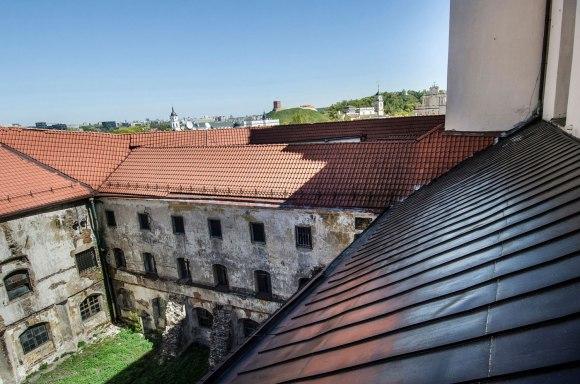 Didysis vienuolyno kiemas