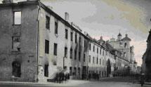Domininkonų gatvė 1944 metais