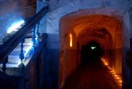Koridorius prie didžiojo kiemo