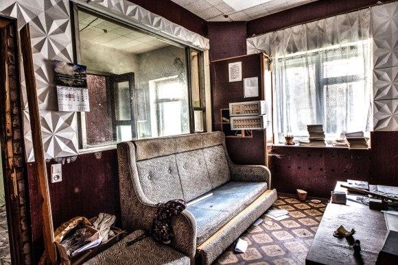 Budinčio kambarys