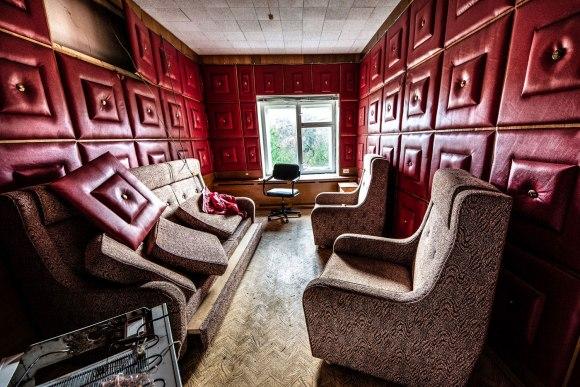 Minkštas kambarys