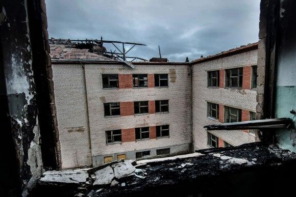 Įgriuvęs stogas