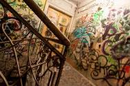 Graffiti laiptinė