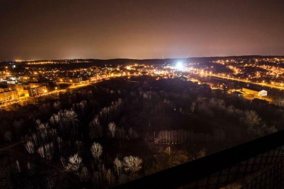 Į Vilniaus pusę
