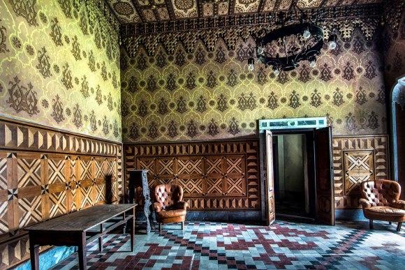 Kambarys ir dekoracijos