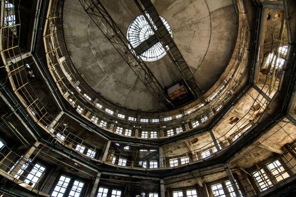 Oculus Tower - erdvė