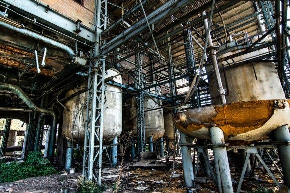 Gamyklos įrenginiai