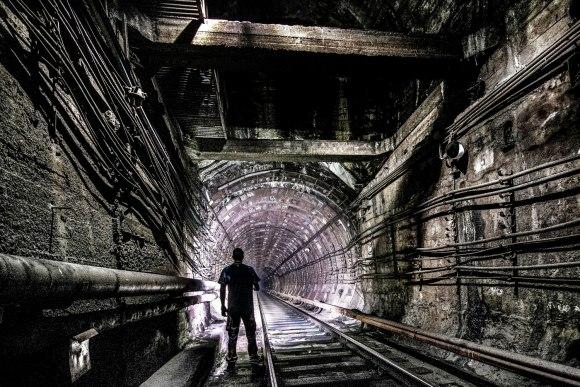 Metro tunelis