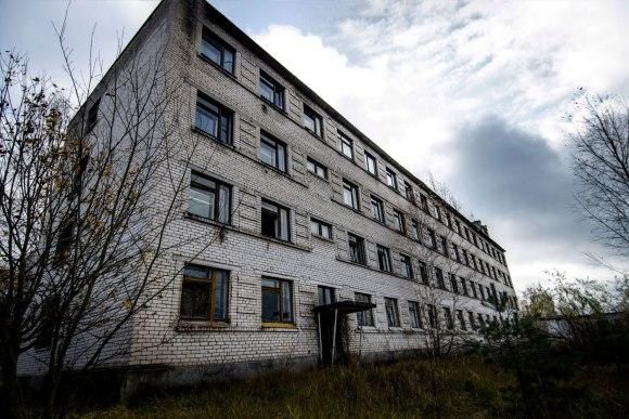 Apleista ligoninė