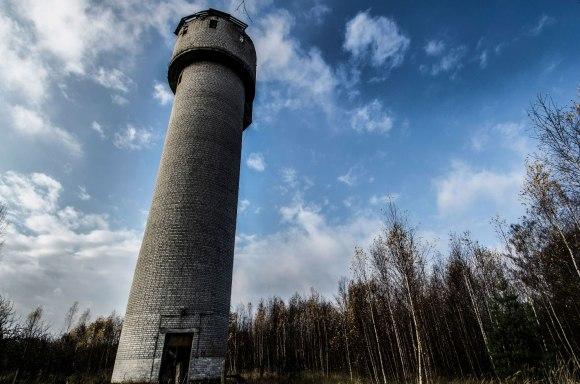 Vandens bokštas