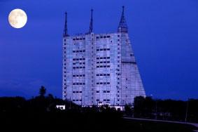 Radiolokacinė pastotė Darjal Skrundoje