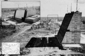 Radiolokacinė pastotė Darjal
