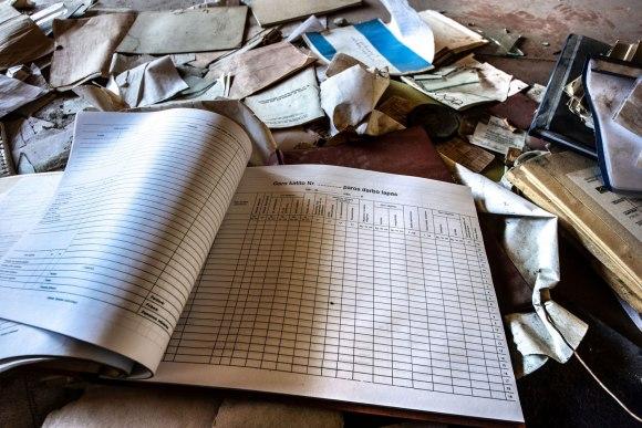 Palikti dokumentai