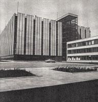 Kauno taksi parkas 1982, Romualdo Rakausko nuotr.
