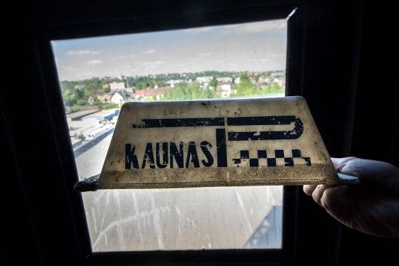 Kauno taksi parkas