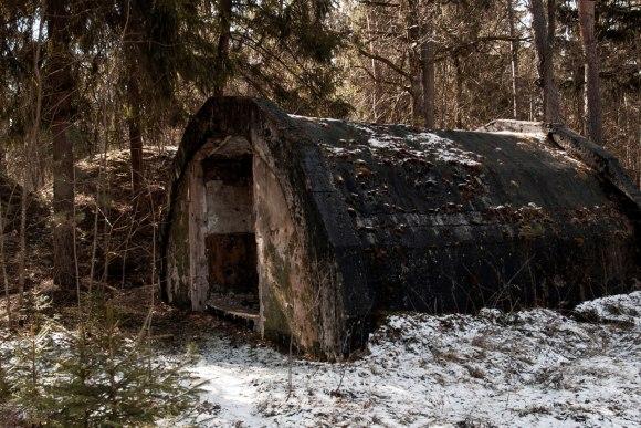 Valdymo bunkeris