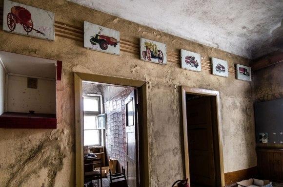 Dispečerinės kambarys