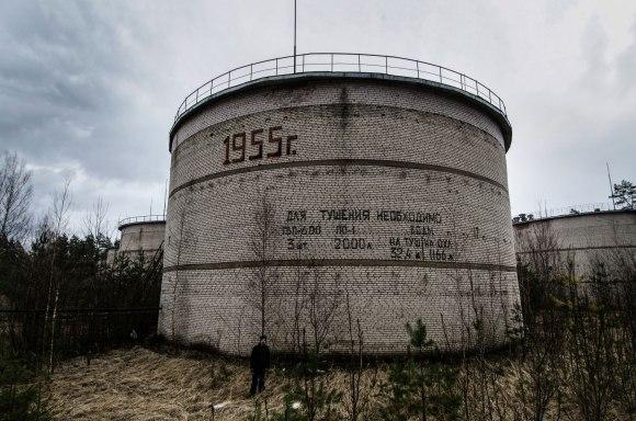 Cisternos gabaritai
