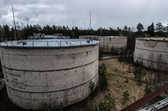 Kitos cisternos
