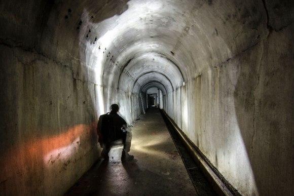 Mažesnis tunelis